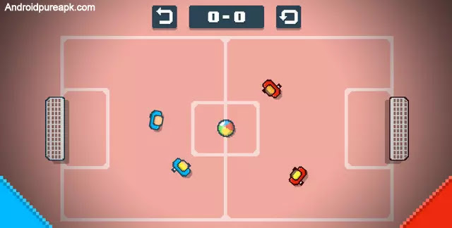 Socxel Pixel Soccer Apk