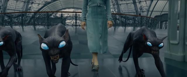 Criatura misteriosa do trailer de 'Os Crimes de Grindelwald' tem nome revelado | Ordem da Fênix Brasileira