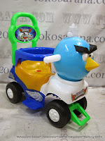 Ride-on Car SHP Angry Bird