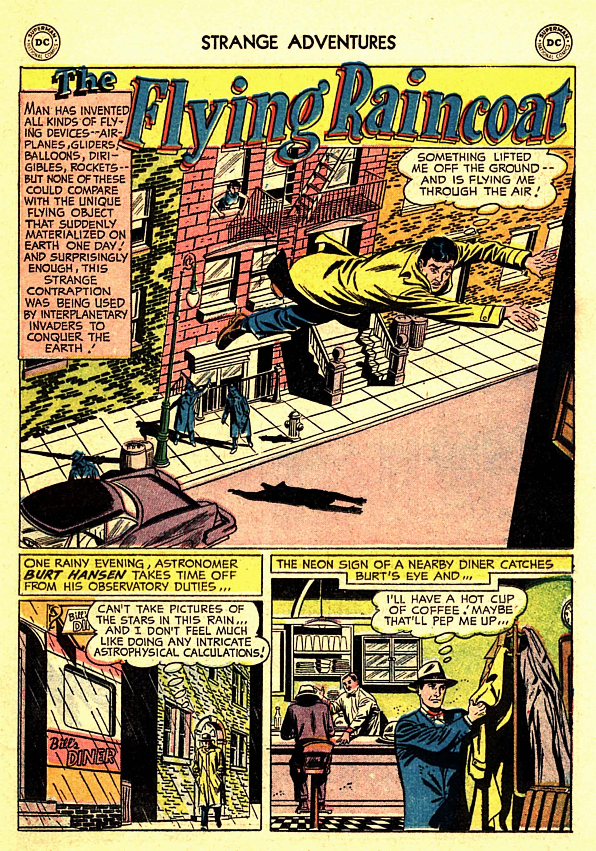 Strange Adventures (1950) issue 66 - Page 11