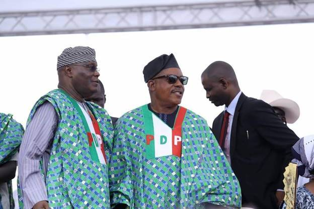 Secondus, Atiku, Saraki, blow hot, say APC in trouble