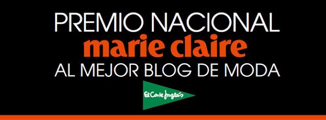 II Edición del Concurso de blogs de Moda Marie Claire. Participamos y contamos con tu voto¡¡