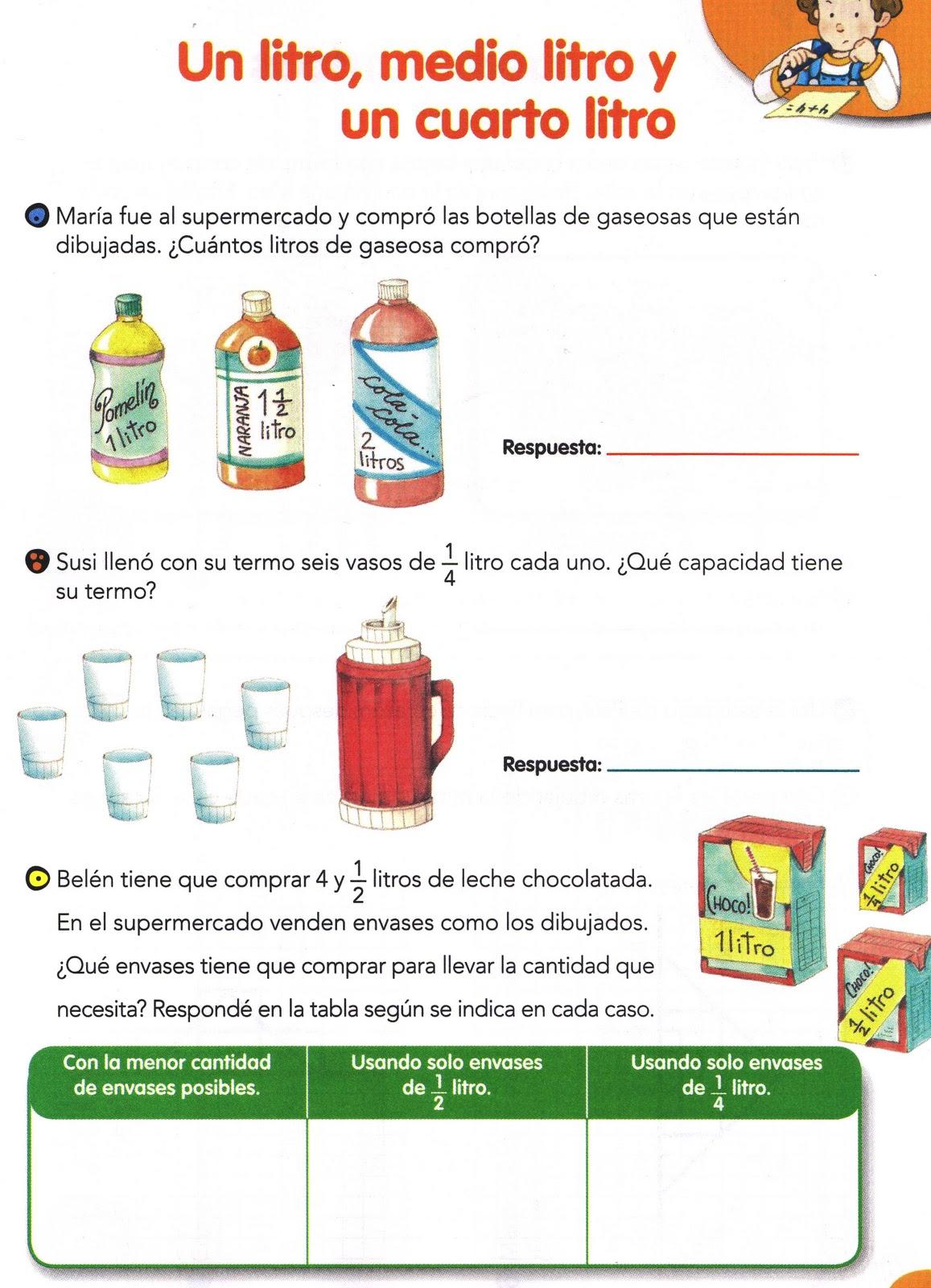 Aula se o sory medidas de capacidad el litro for Cuarto definicion