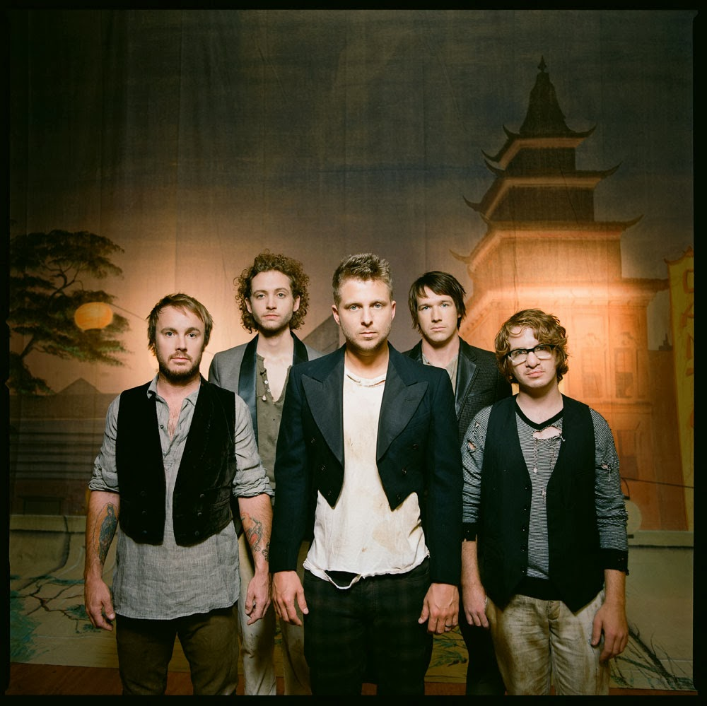 OneRepublic Live in Manila on November 6, 2013 at the Big ...