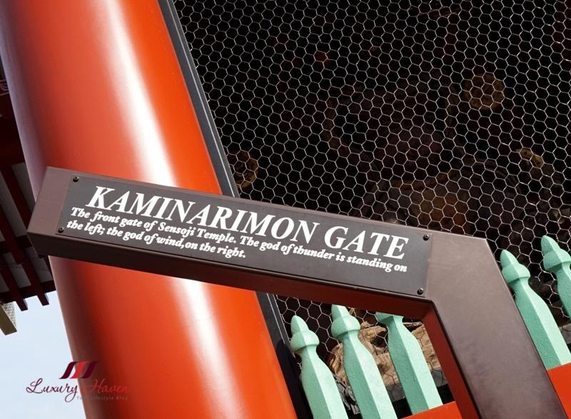 explore asakusa sensoji kaminarimon thunder gate