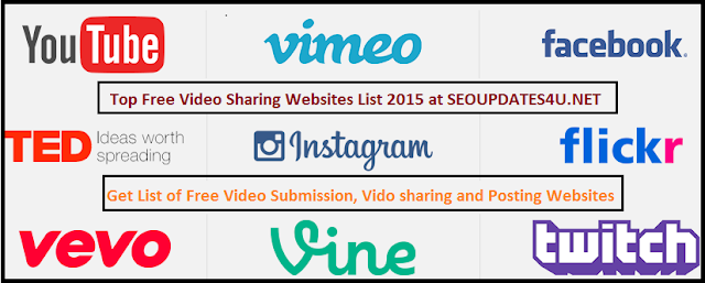 Video-Submission-Sites-List-2016