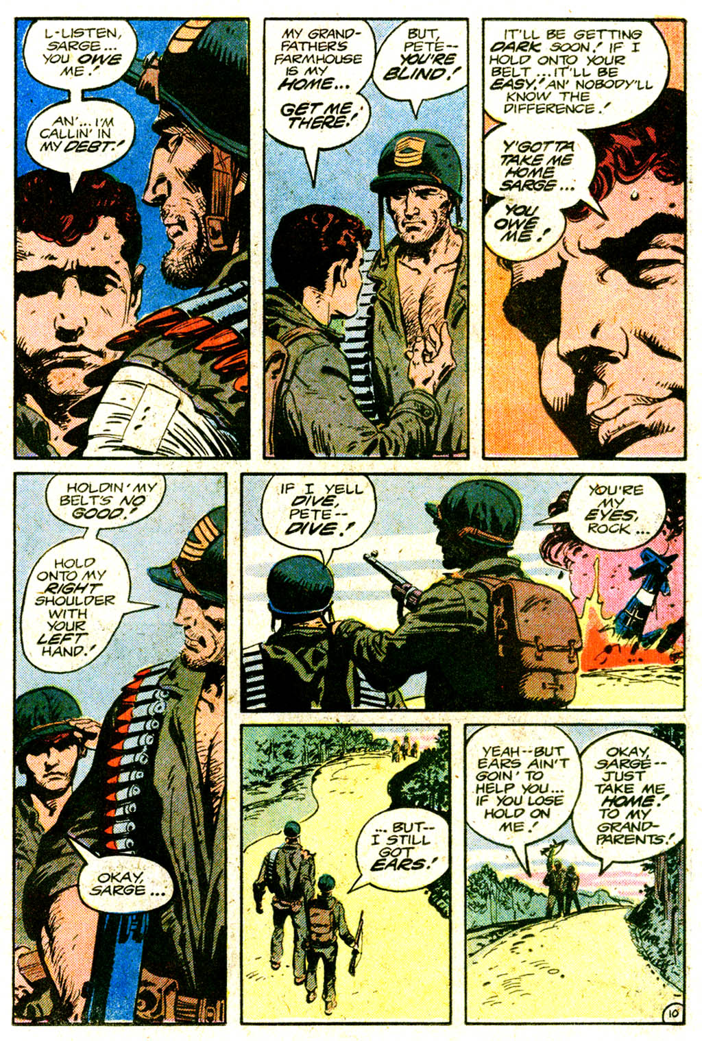 Sgt. Rock issue 364 - Page 14