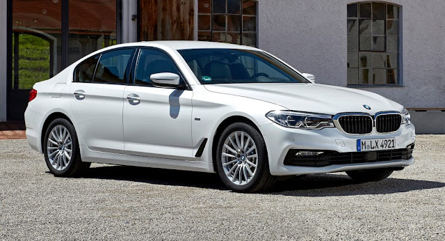 BMW, BMW 5-Series, Diesel, Prices, USA
