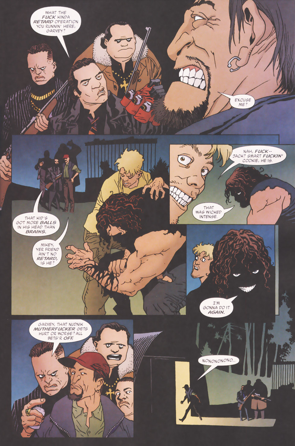 Read online 100 Bullets comic -  Issue #48 - 4