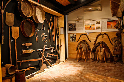 Museo #MeTe:sezione espositiva: il Ciclo del Grano
