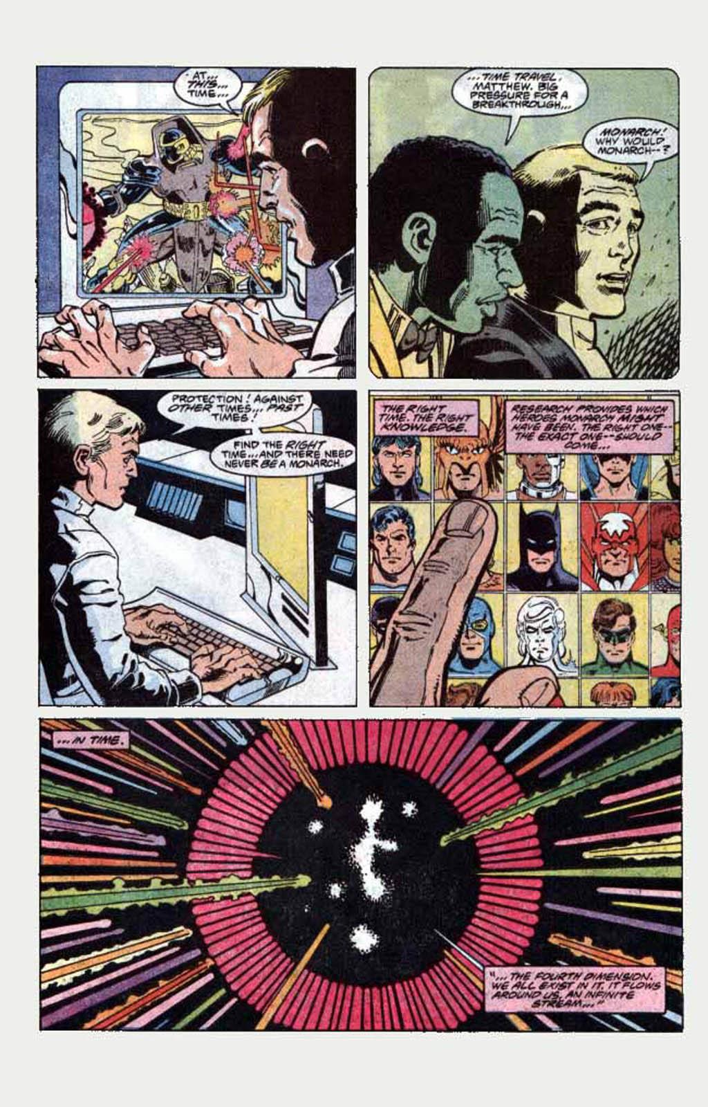 Read online Armageddon 2001 comic -  Issue #1 - 34