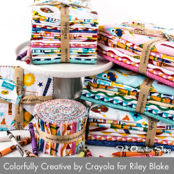 http://www.fatquartershop.com/riley-blake-fabric/colorfully-creative-crayola-riley-blake-designs