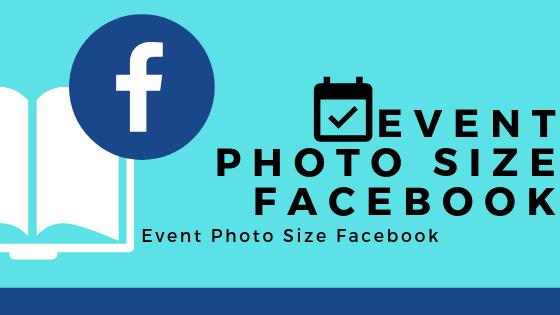 Event Photo Size Facebook