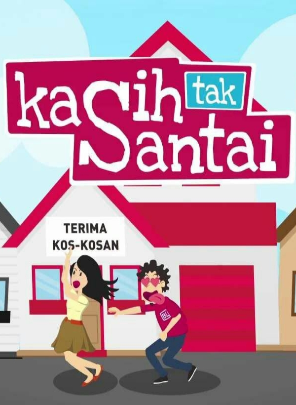 Kasih Tak Santai (2015) WEB-DL Full Movie