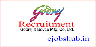 Godrej Recruitment