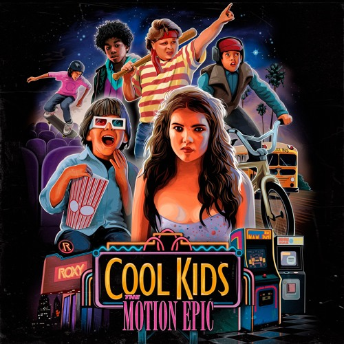 The Motion Epic Unveils New Single 'Cool Kids'