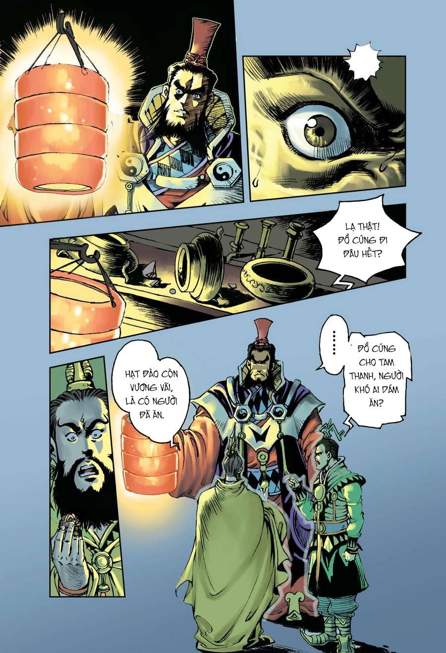 Tây Du Ký màu - Chapter 86 - Pic 21