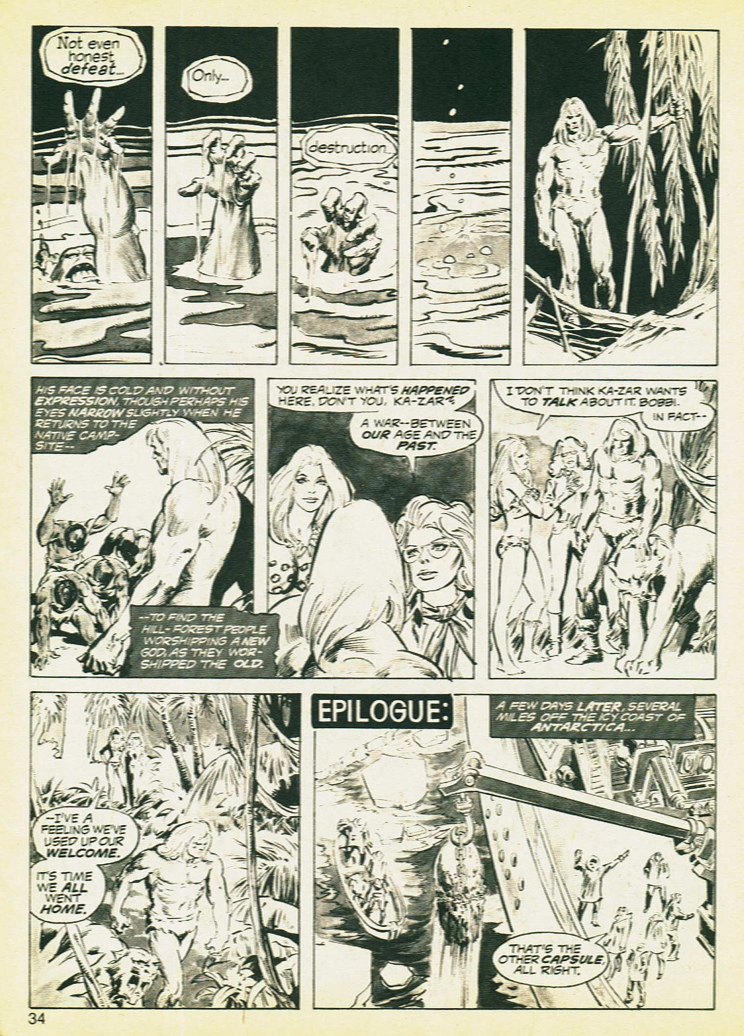 Savage Tales issue 8 - Page 30