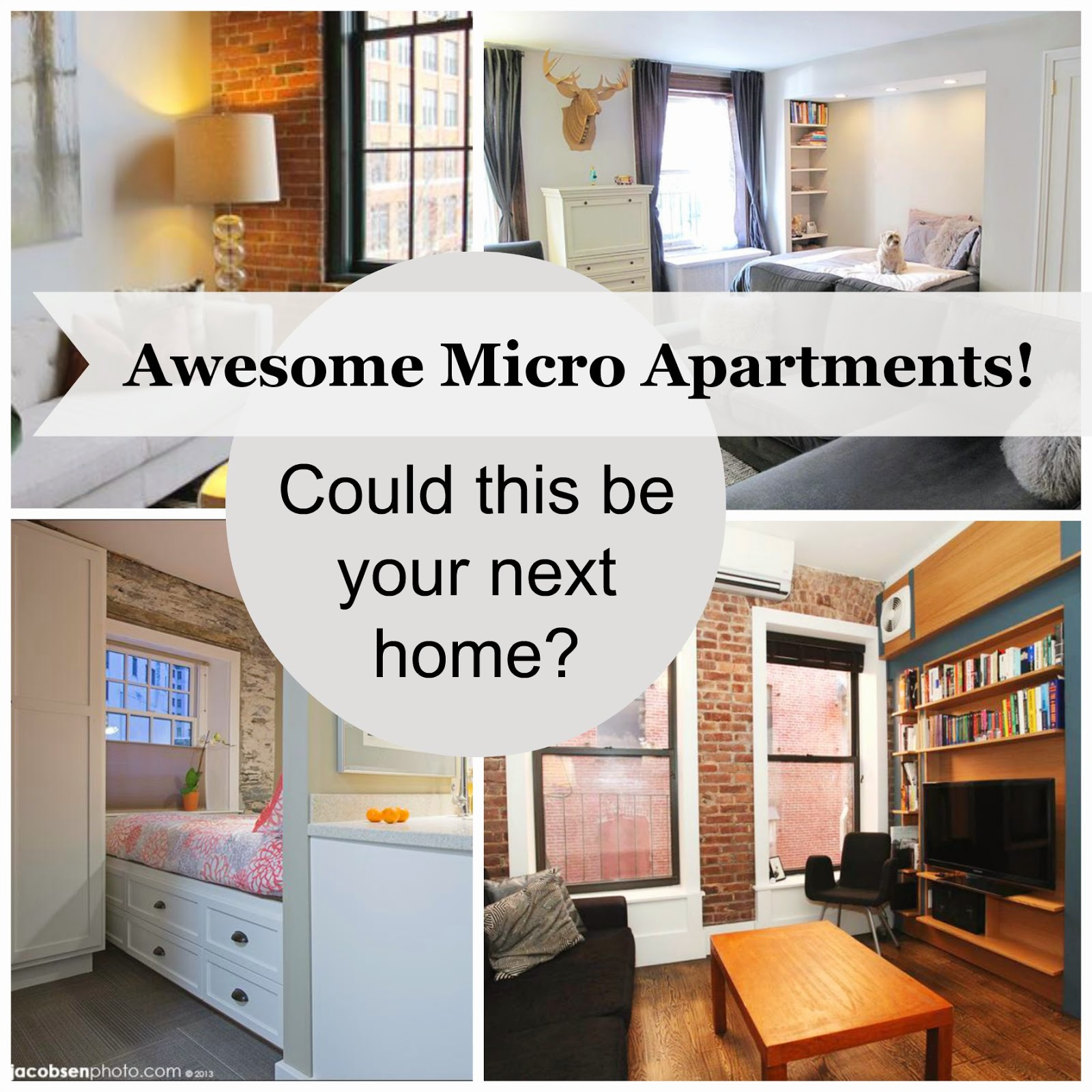 Micro Apartments: The Tiny Apartment Trend