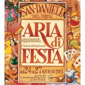 Aria di Festa  a San Daniele