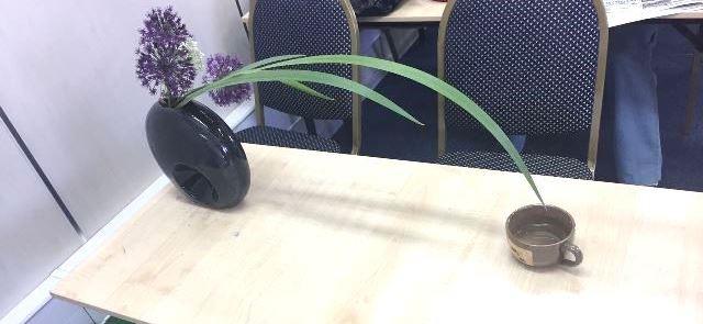 ikebana expression