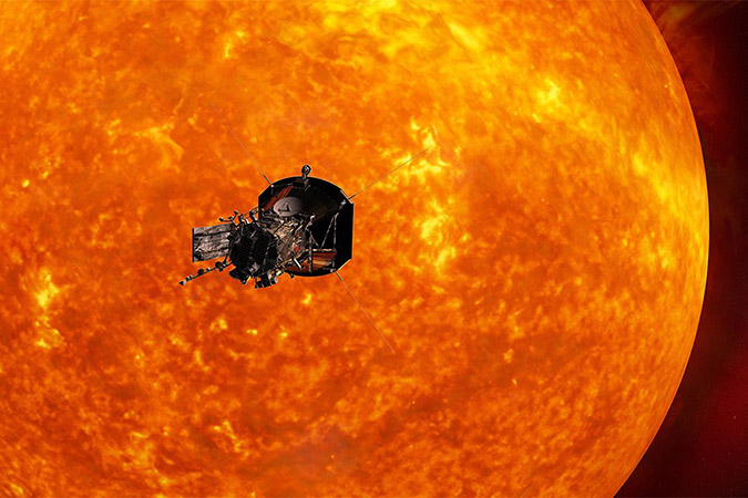 Penelitian Parker Solar Probe Breaks Record Becomes Closest Spacecraft to Sun