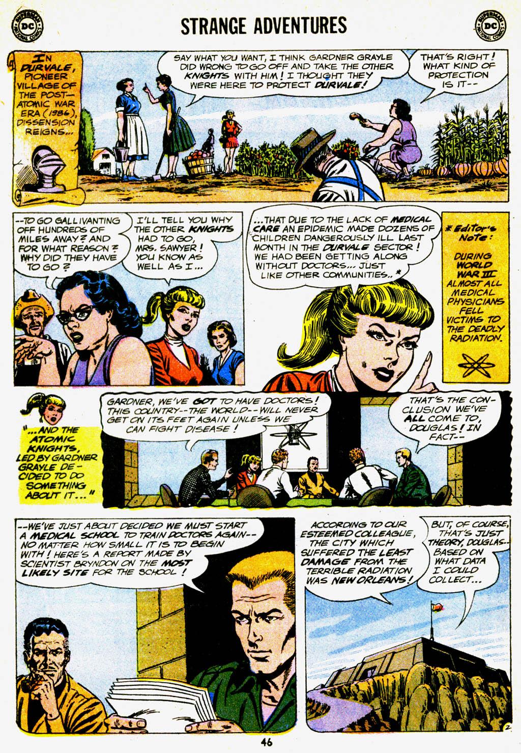Strange Adventures (1950) issue 227 - Page 47
