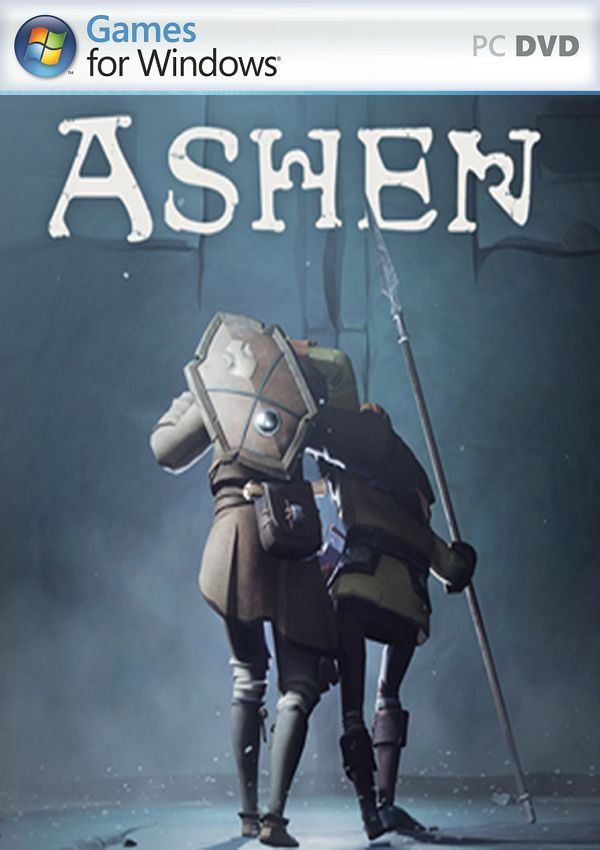 Ashen PC Cover