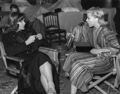 Katharine Hepburn detrás de las cámaras