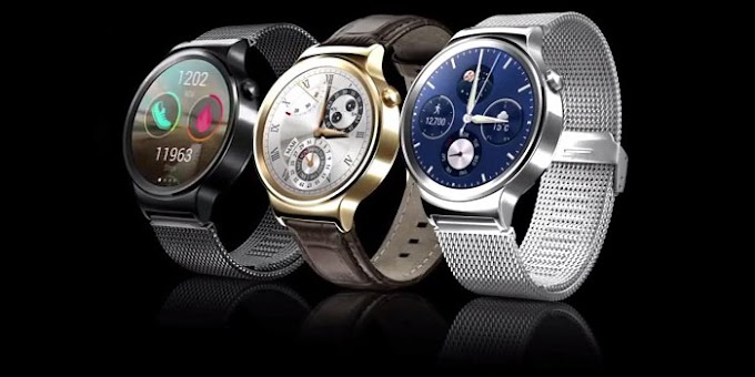 Huawei Watch officially announced with beautiful design and Android Wear