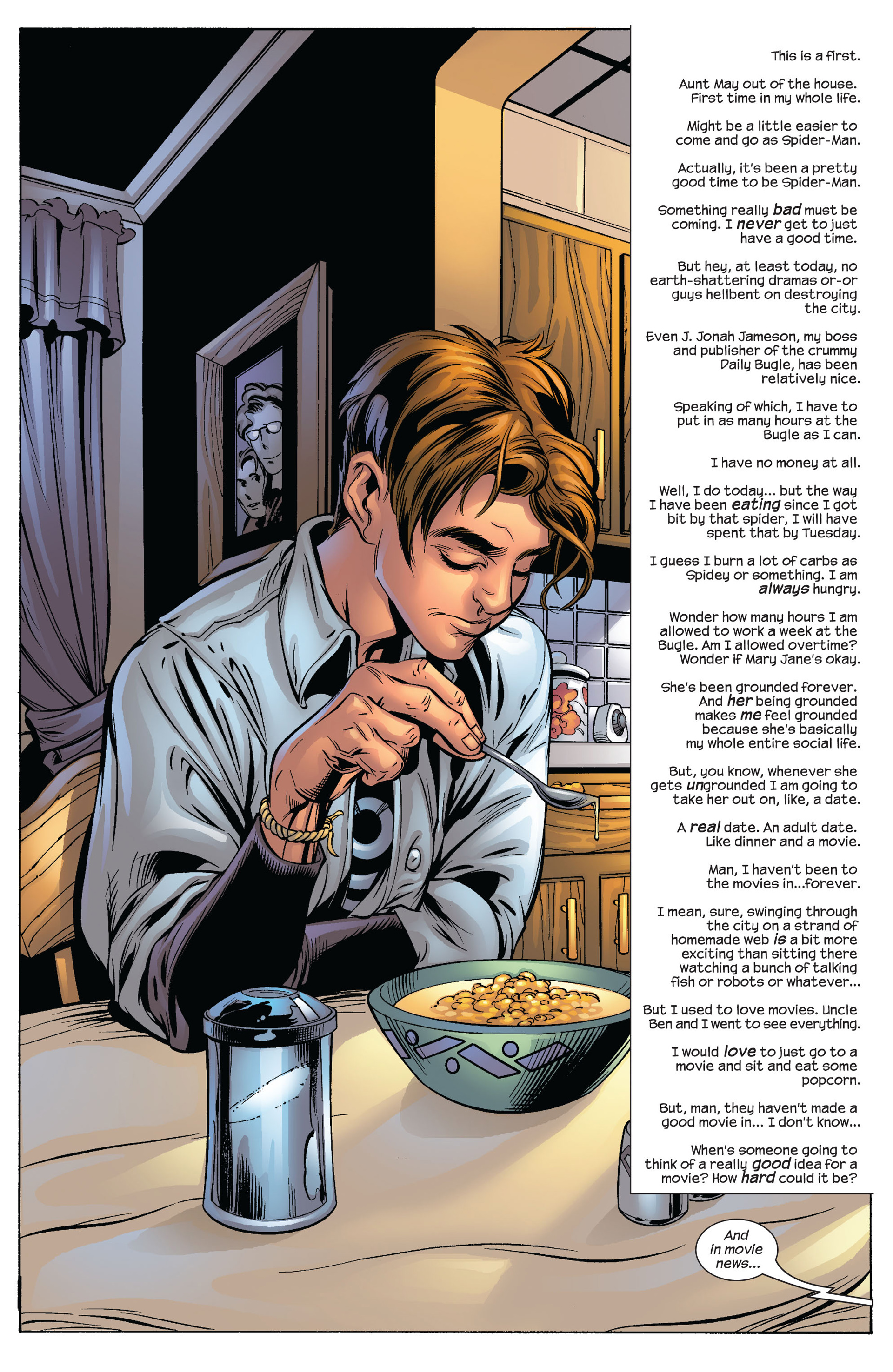 Read online Ultimate Spider-Man (2000) comic -  Issue #54 - 6