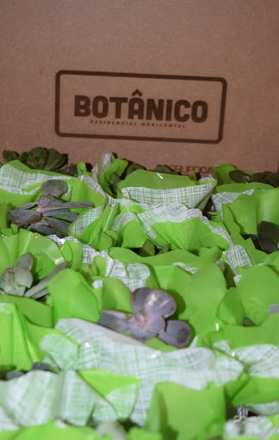 Lançamento do Condomínio Botânico Residencial no Coco Bambu