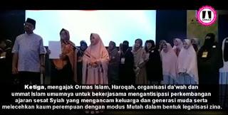 Nyatakan Sikap, GEMMA ANNAS Ingatkan Masyarakat akan Bahayanya Ajaran Syiah bagi Aqidah dan NKRI