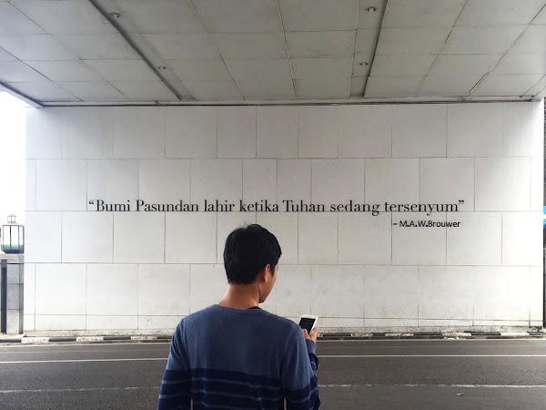 Liburan Akhir Pekan di Bandung ? Kenapa Enggak !