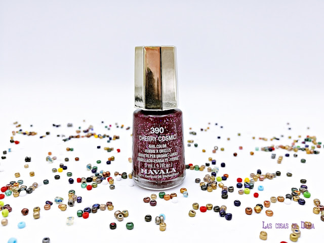 Colección Cosmic Mavala uñas carnavales brillo glitter manicura beauty