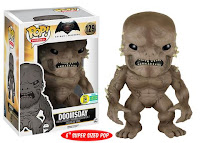 "Pop! Movies: Batman v Superman - 6"" Doomsday"