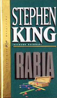 """Rabia"" de Stephen King"