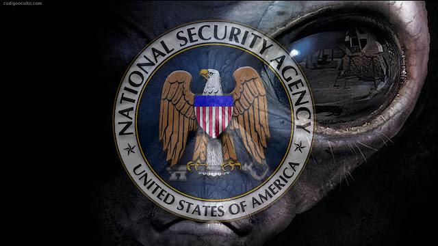 ¿Mensaje extraterrestre en la página web de la NSA?