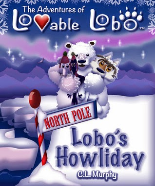 http://www.amazon.com/Adventures-Lovable-Lobo-Lobos-Howliday-ebook/dp/B00OJOXG4A/ref=sr_1_3?s=books&ie=UTF8&qid=1418255167&sr=1-3&keywords=c.l.+murphy