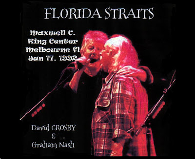 T U B E Crosby And Nash 1992 01 17 Melbourne Fl