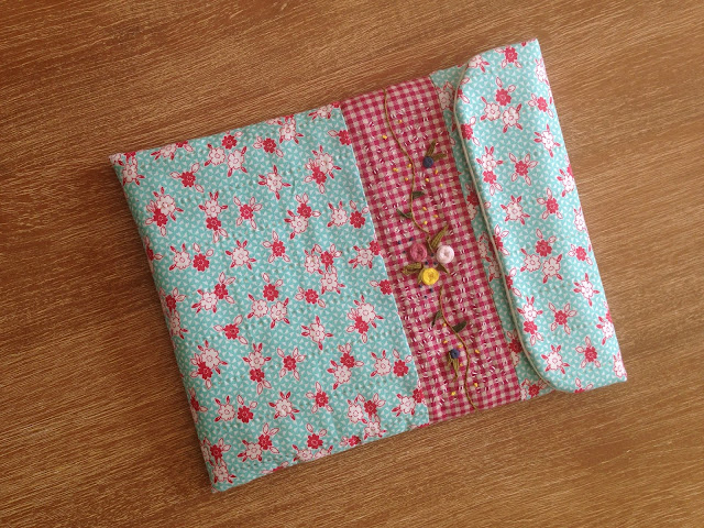 Funda Tablet Patchwork