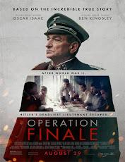 pelicula Operación Final (Operation Finale) (2018)
