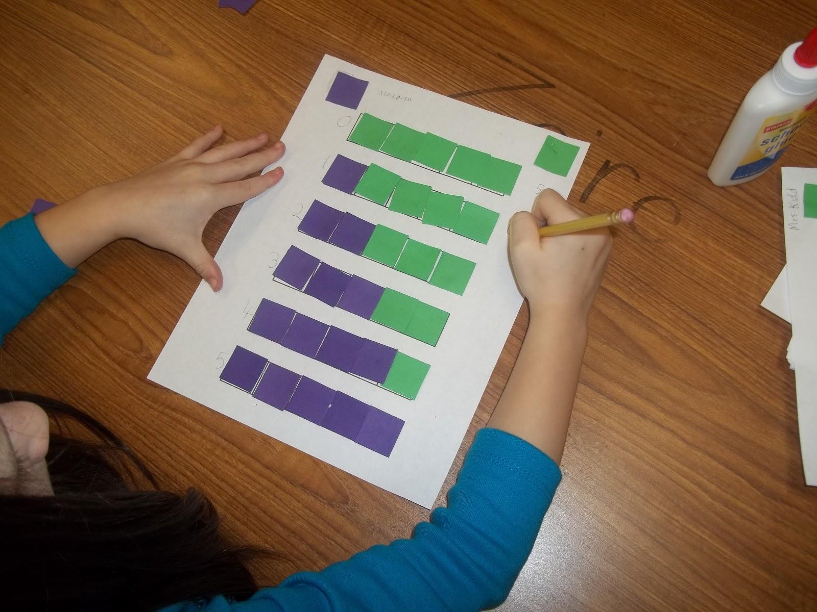 Math Tubs In Kindergarten Happy New Year