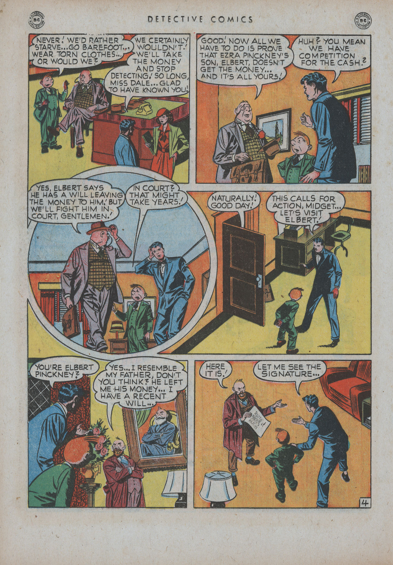 Detective Comics (1937) 151 Page 27