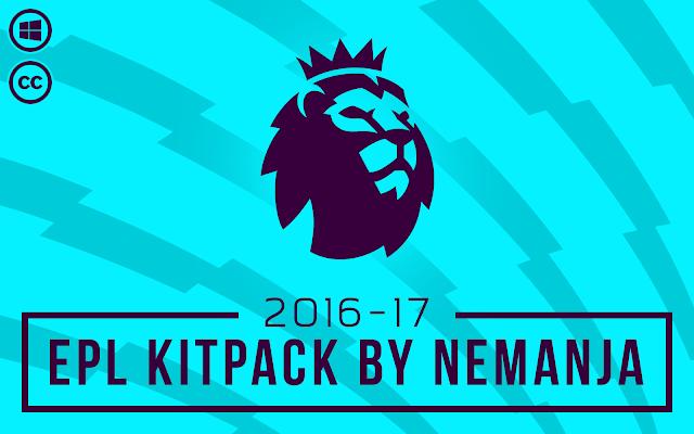 EPL 2016/17 Kitpack