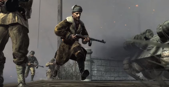 Call of Duty World At War PC Game Download
