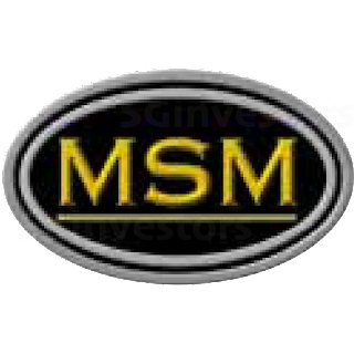 MSM INTERNATIONAL LIMITED (5QR.SI) @ SG investors.io