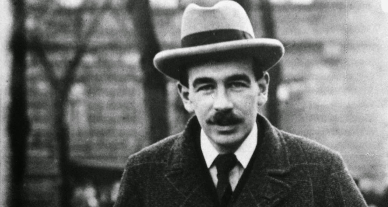 El economista Keynes