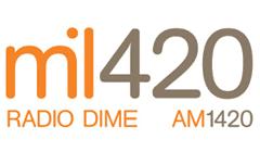 Radio Dime - AM 1420 - Buenos Aires, Argentina