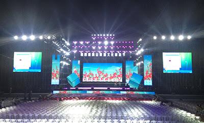 Thiết kế thi công màn hình led p3 chính hãng tại An Giang